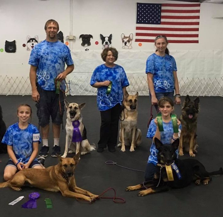 HDTC obedience group